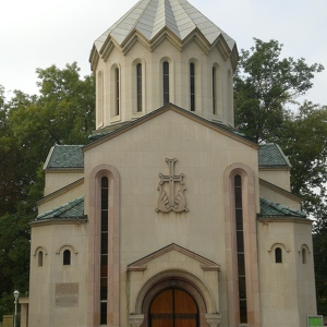 Armenian Church Troinex