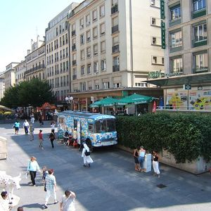 Улица Мон-Блан