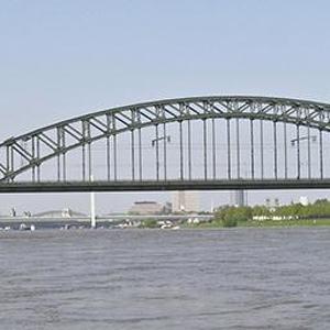 Южный мост в Кельне