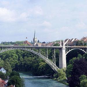 Kornhausbrücke Bridge