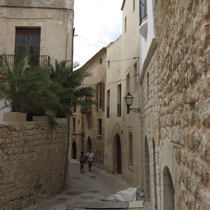 Старый город Эйвисса