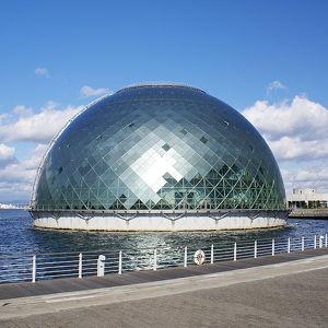 Морской музей Осаки