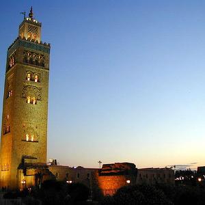 Мечеть Аль-Кутубия