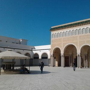 Hanafi Mosque of Bourguiba