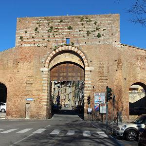 Городские ворота Сан Марко