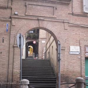 Еврейский квартал Сиены