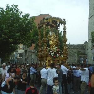 Статуя Святой Розалии
