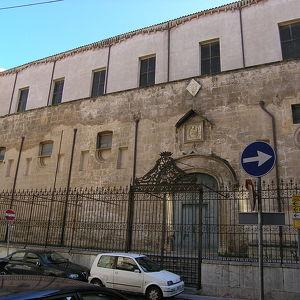 Церковь Санта-Мария дельи Анджели