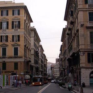 Улица Виа Рим