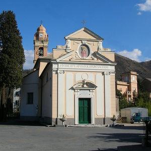 Церковь Сан-Пьетро