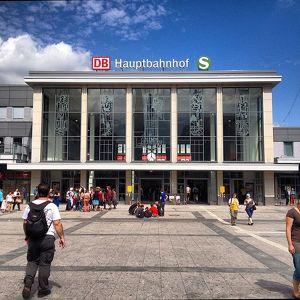Вокзал Дортмунд