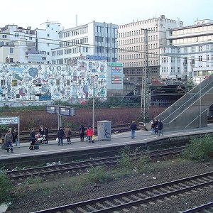 Вокзал Дюссельдорф