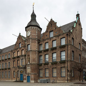 Старая ратуша Дюссельдорфа