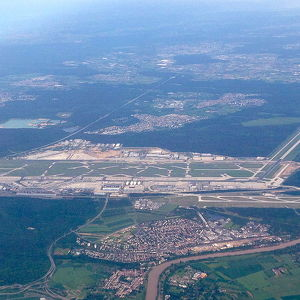 Аэропорт Франкфурт на Майне
