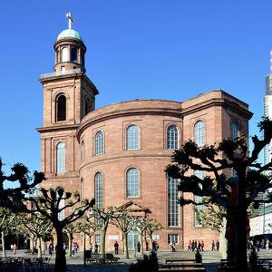 Церковь Паульскирхе