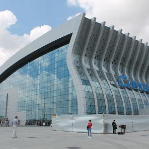 Аэропорт Симферополь - новый терминал