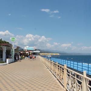 Пляжи Профессорского Уголка
