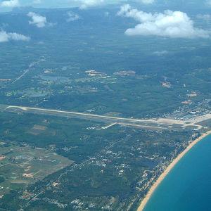 Международный аэропорт Пхукет