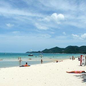 Пляж Чавенг