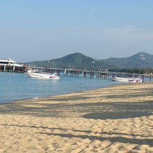 Пляж Mae Nam