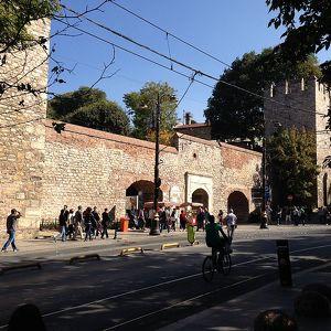 Городские стены Стамбула