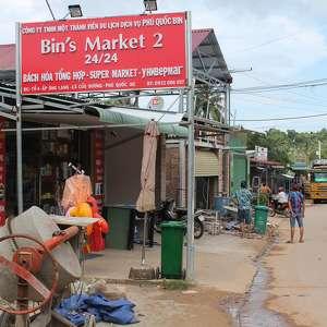 Bin's Market