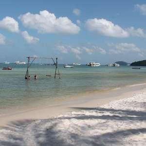 Пляж Бай Сао центральный
