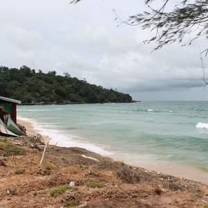 Пляж Гань Дау